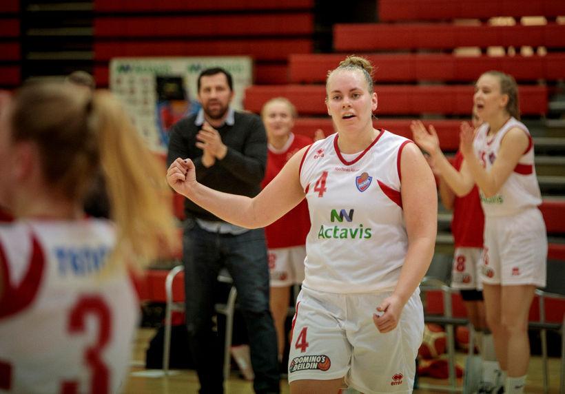 Helena Sverrisdóttir