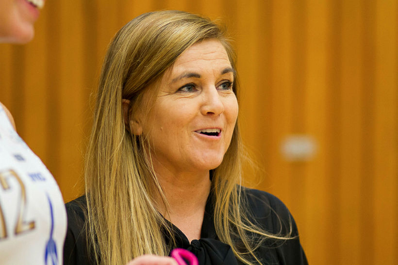 Margrét Sturlaugsdóttir.