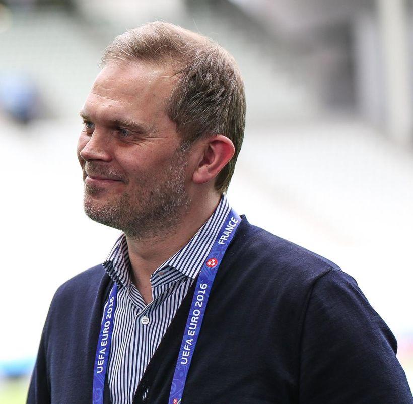 Guðmundur Benediktsson.