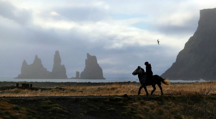 Tourists in Vík are likely to recommend the place to …