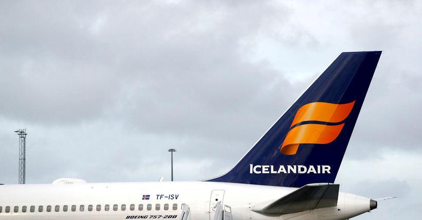 Icelandair hefur sagt upp 16 manns á skrifstofu félagsins í ...