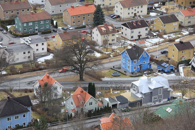 Huskvarna er útjaðri borgarinnar Jönköping í Smálöndum.