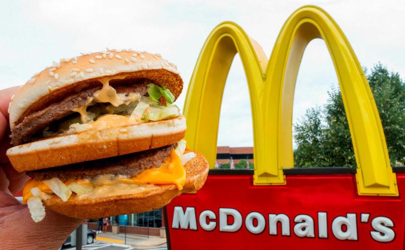 Starfsfólk McDonald's í Austurríki hefur nú fengið það verkefni að ...