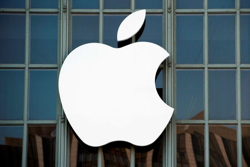 Apple bætir verulega í en í Bandaríkjunum einum starfa 90.000 ...