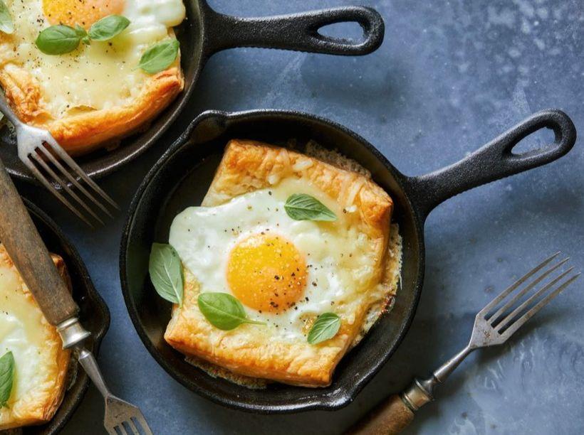 Egg eru holl og góð og frábær leið til að ...