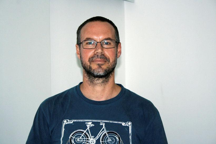Thomas Curbillon, stýrir aðgerðum Lækna án landamæra, Médecins Sans Frontières, …