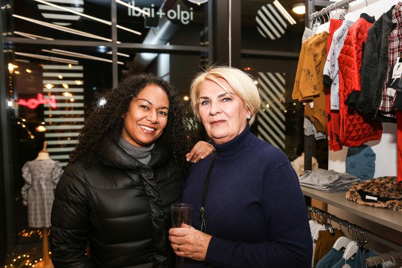 Dori Baldvinsson og Margrét Björnsdóttir.