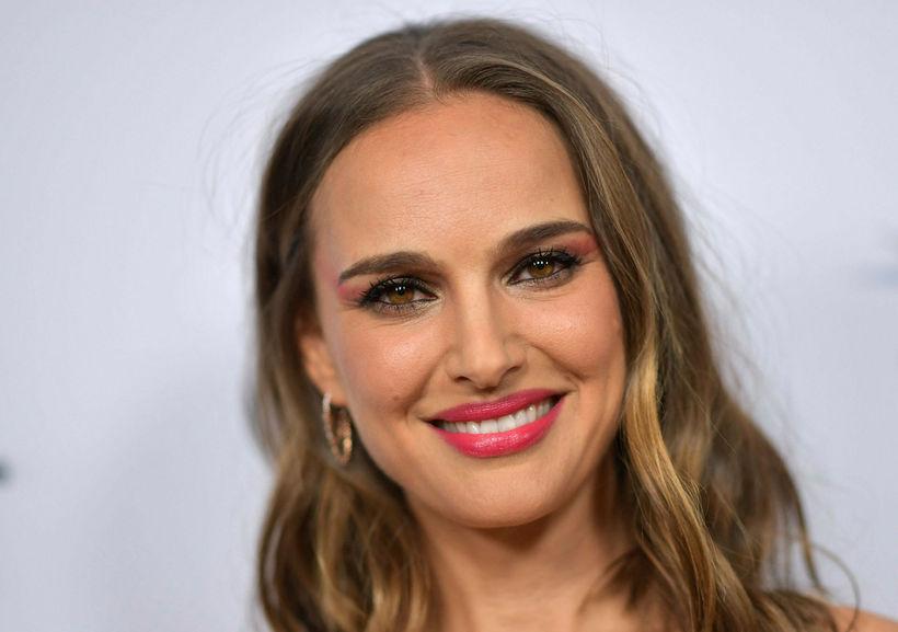 Natalie Portman fékk löngun í óhollan mat á fyrr meðgöngu ...