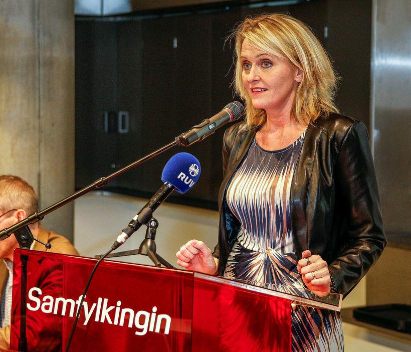 Heiða Björg Hilmisdóttir, borgarfulltrúi og varaformaður Samfylkingarinnar.