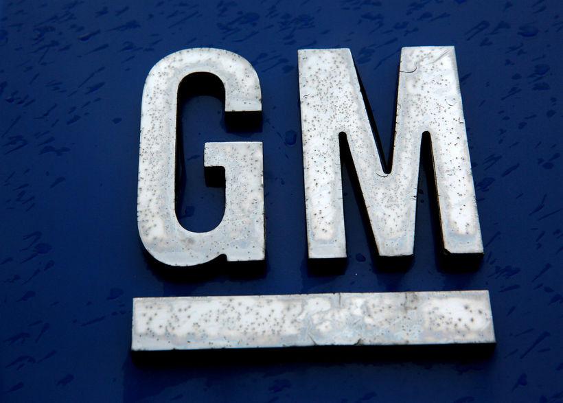 General Motors er stærsti bílaframleiðandi Bandaríkjanna og framleiðir meðal annars ...