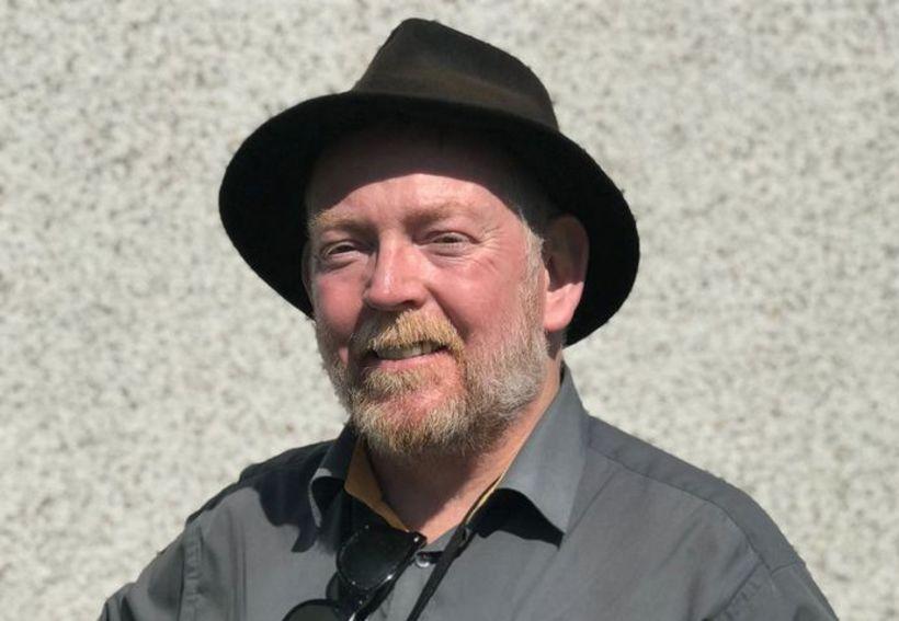 Jakob S. Jónsson.
