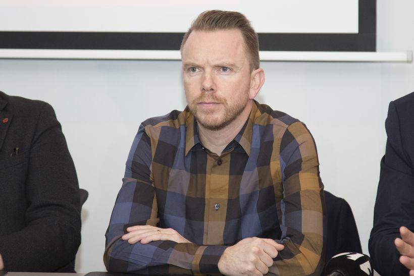 Deilur á vinnumarkaði stigmagnast. Ragnar Þór Ingólfsson, formaður VR, segir ...