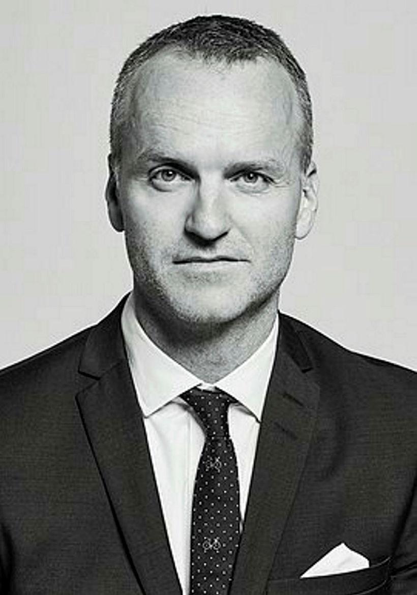Ómar R. Valdimarsson, lögmaður.