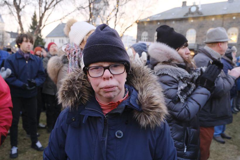 Steinunn Ása Þorvaldsdóttir, aktívisti, sjónvarpskona og starfskona á mannréttinda- og …