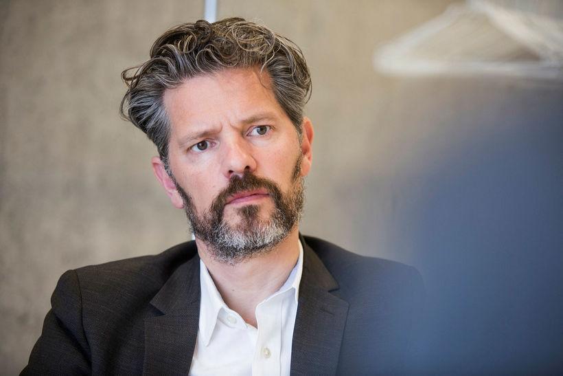 Dagur B. Eggertsson borgarstjóri.