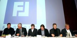Aðalfundur FL Group árið 2007.