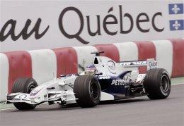 Villeneuve á ferð á heimavelli í Montreal í ár.