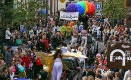 Frá Gay Pride í Reykjavík