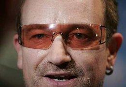 Bono og félagar eru ekki óvanir ofurhetjum eða leikhúsum. Bono …