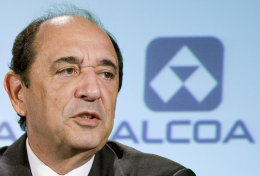 Alain Belda, forstjóri Alcoa.