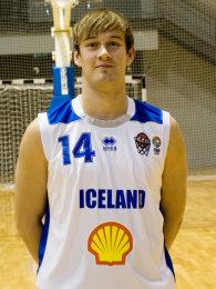 Logi Gunnarsson.