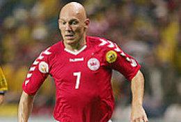 Thomas Gravesen lék 66 landsleiki fyrir danska landsliðið.
