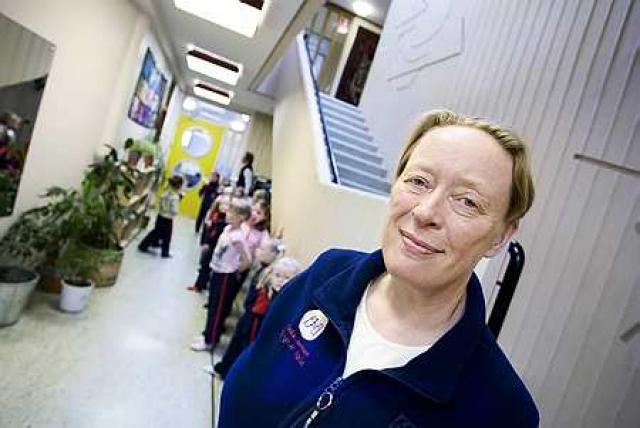 Margrét Pála Ólafsdóttir.