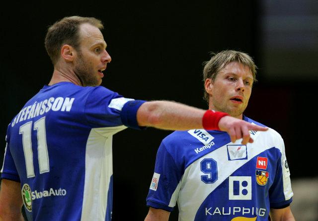 Ólafur Stefánsson og Guðjón Valur Sigurðsson fengu glimrandi kosningu hjá ...