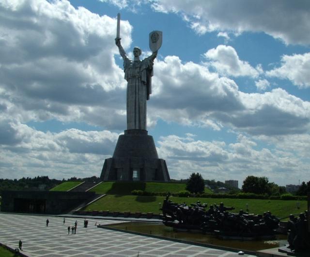 Frá Kiev í Úkraínu.
