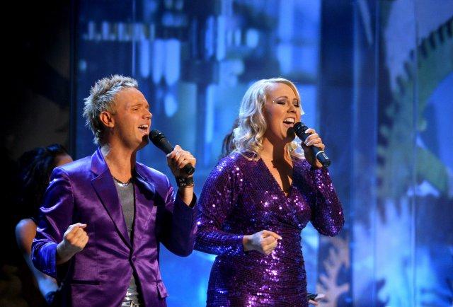 Friðrik Ómar hefur komið fram í Eurovision fyrir hönd Íslands.