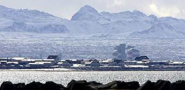 Álverið í Straumsvík