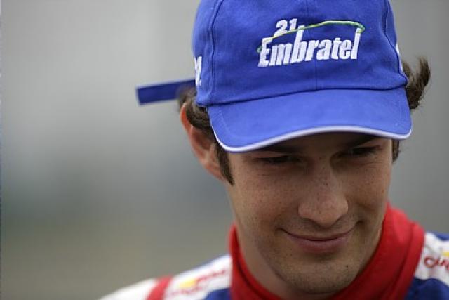 Bruno Senna stefnir á keppni í formúlu-1.