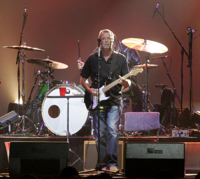 Eric Clapton söng um Laylu sína, en hún var ekki ...