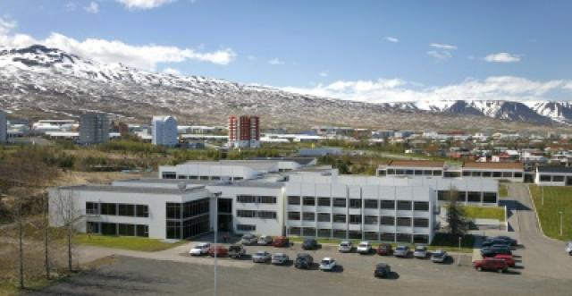 Háskólinn á Akureyri.