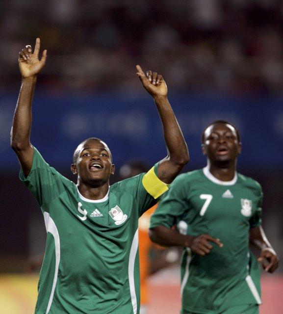 Victor Obinna er kominn til West Ham frá Inter Mílanó.