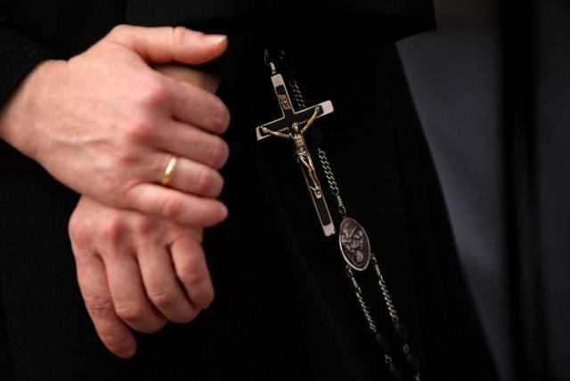 Theodore McCarrick, fyrrverandi erkibiskup og kardínáli kaþólsku kirkjunnar í Bandaríkjunum ...