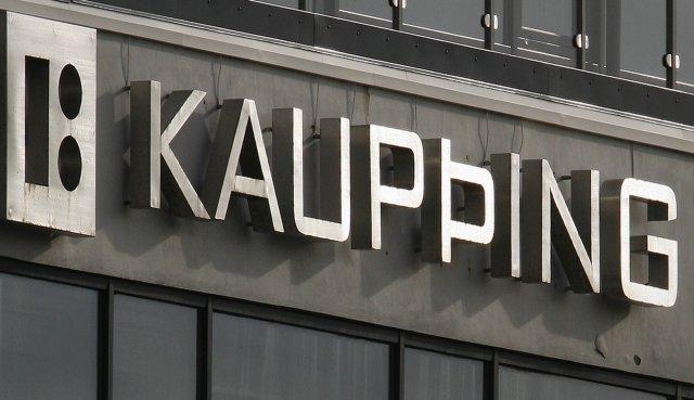 Höfuðstöðvar Kaupþings.