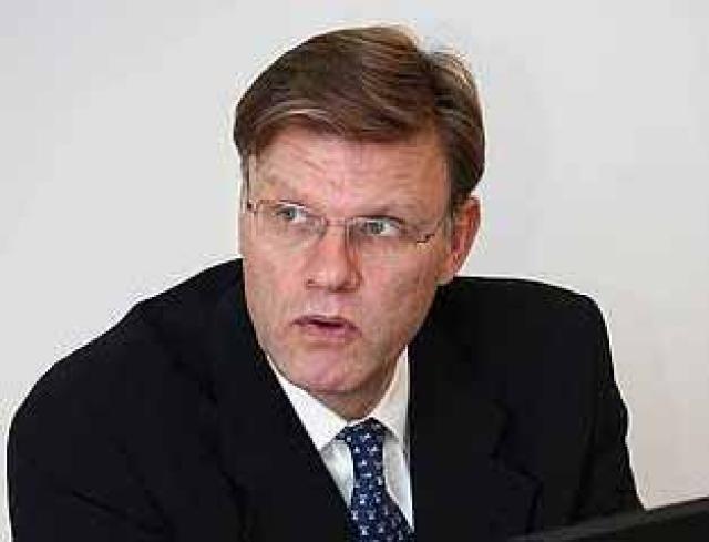 Árni M. Mathiesen.