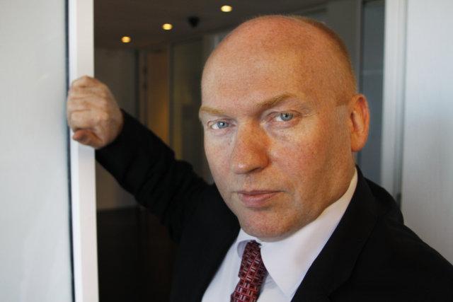 Tryggvi Þór Herbertsson.