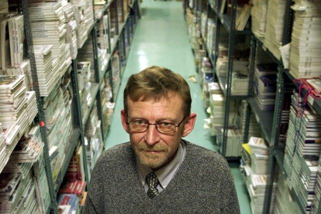 Björn Eiríksson, bókaútgefandi í Skjaldborg
