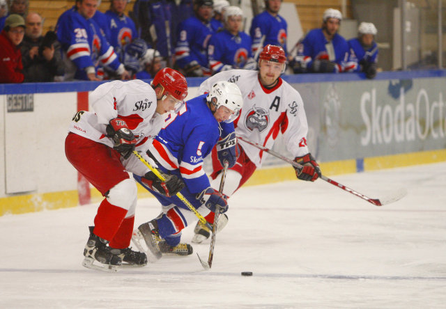 Skautafélag Akureyrar is one of Iceland's best ice hockey teams.