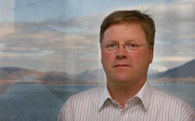 Friðrik J. Arngrímsson, framkvæmdastjóri LÍÚ.