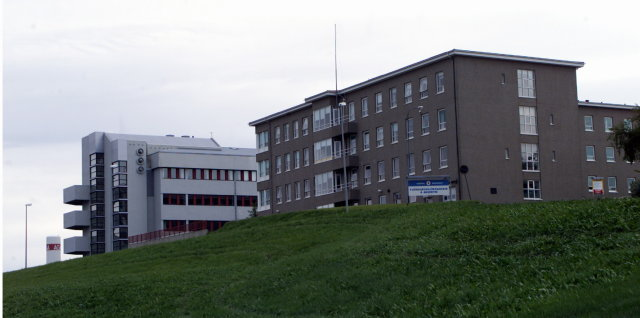 Sjúkrahúsið á Akureyri