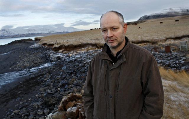 Guðni Indriðason bóndi í Laufbrekku á Kjalarnesi.