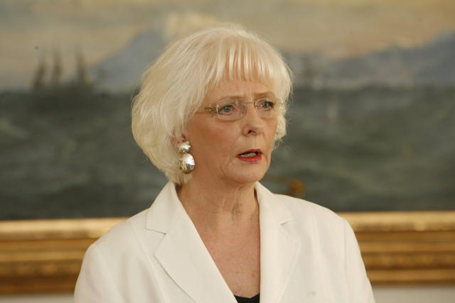 Jóhanna Sigurðardóttir forsætisráðherra