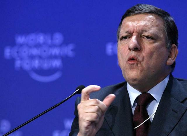 Jose Manuel Barroso, forseti framkvæmdastjórnar Evrópusambandsins.