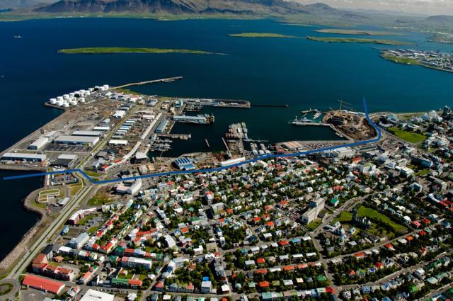 Hugmyndasamkeppni verður um skipulag gömlu hafnarinnar í Reykjavík