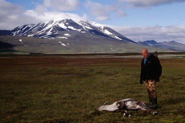 Tillögur stjórnar Vatnajökullsþjóðgarðs fela í sér bann við veiðum á ...