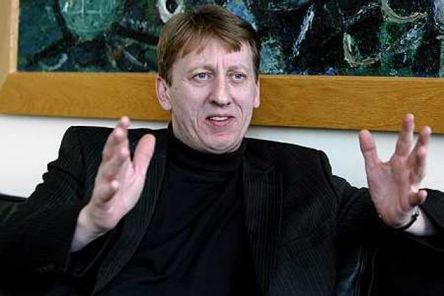 Pálmi Haraldsson athafnamaður.