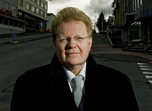 Skúli Eggert Þórðarson, ríkisskattstjóri.